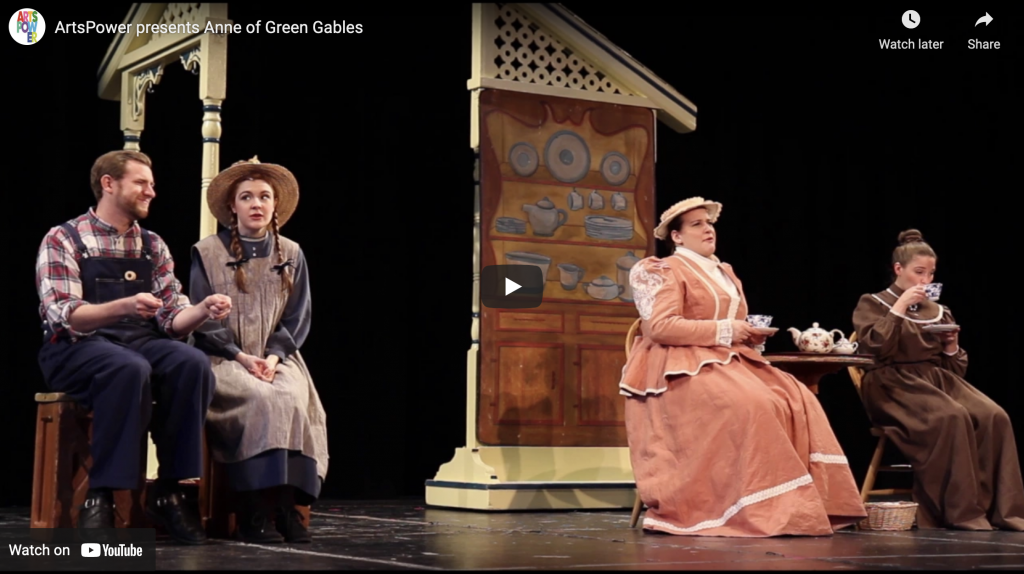 New Promotional Video: Anne of Green Gables