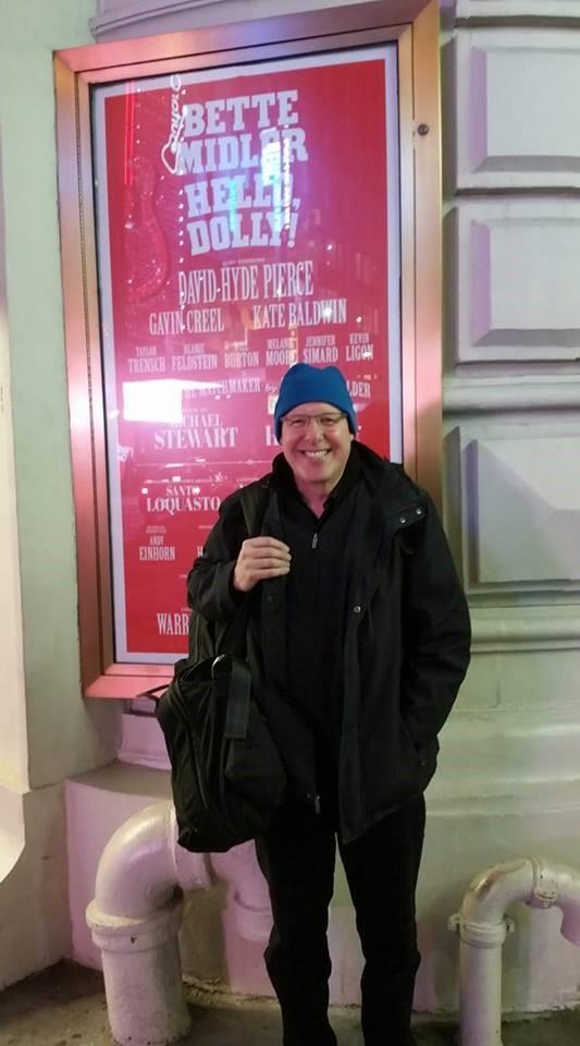 ArtsPower's Founding Co-Director Lives a Dream