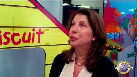ArtsPower Interviews Alyssa Satin Capucilli, the Best Selling Author of BISCUIT