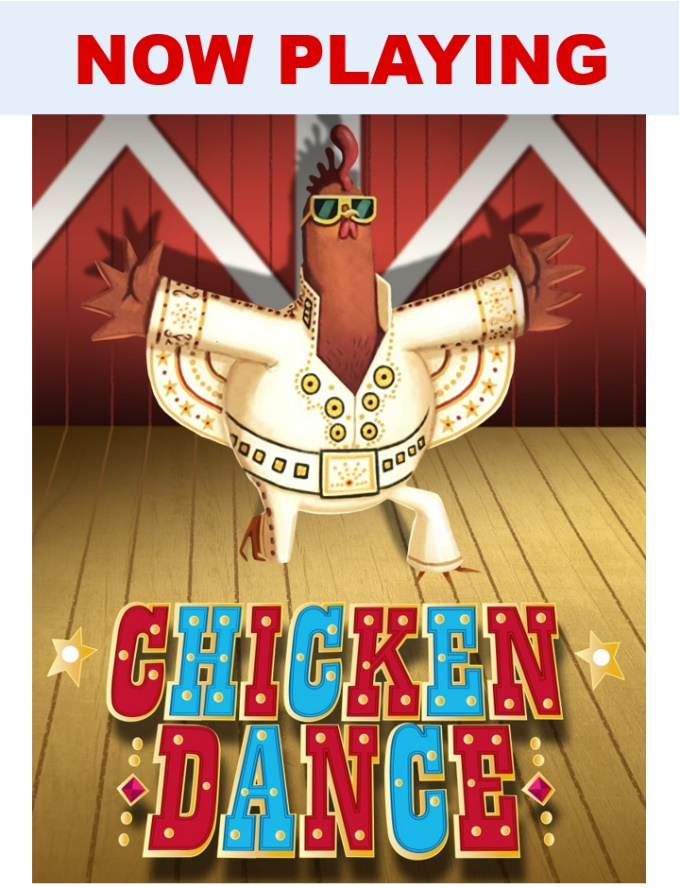 Chicken Dance - Now Playing