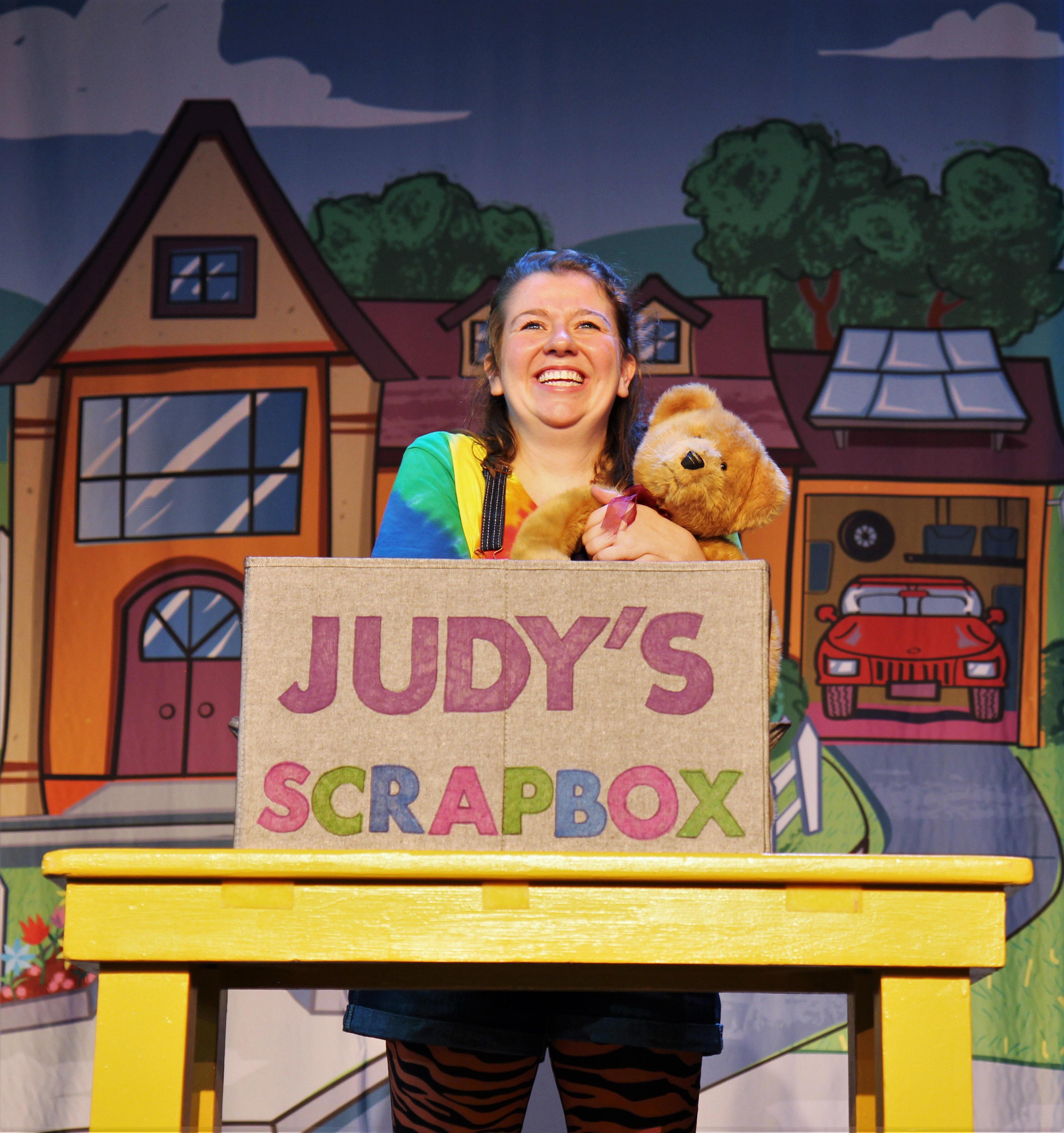 Erin Lynn Hassett (as Judy Moody)